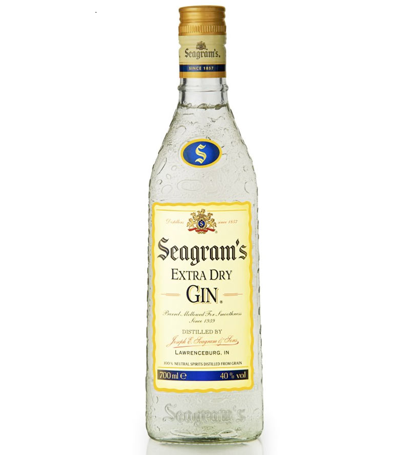 Seagram: Seagram's Extra Dry Gin 750mL
