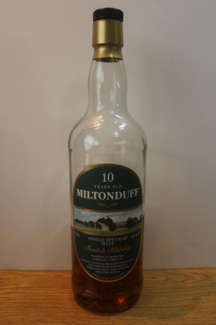 Gordon Macphail Miltonduff 10 Year Old Speyside Single Malt Scotch Whisky 750ml Honest Booze Reviews